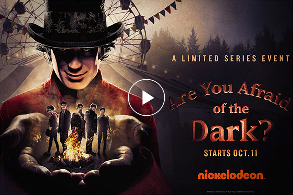 Are You Afraid of the Dark Returns from the 90s