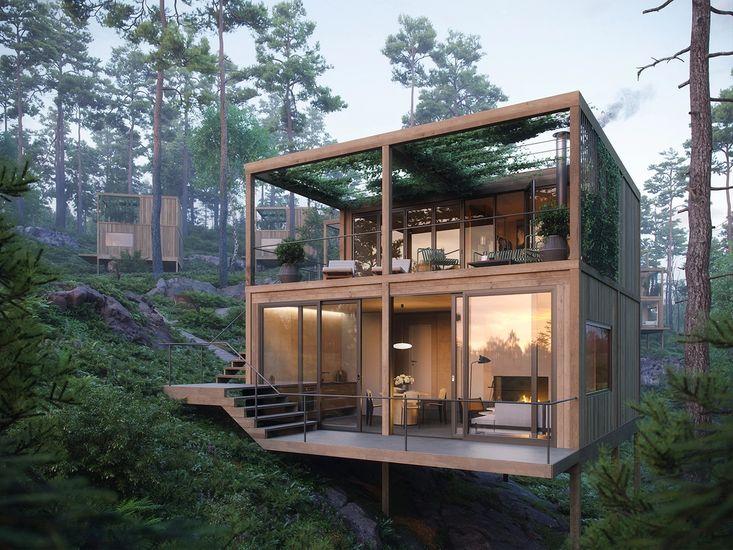 movikheien-cabins