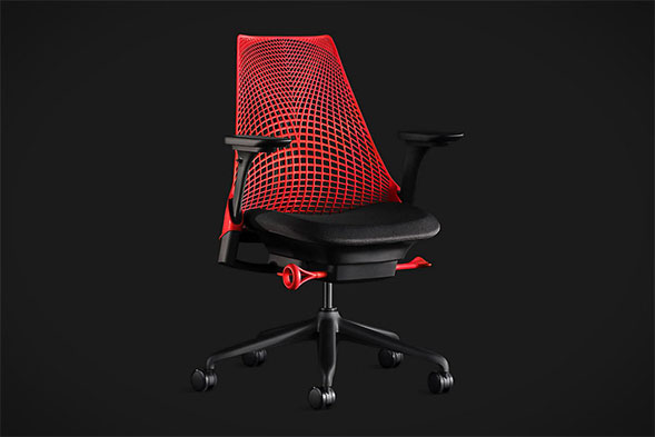 Herman Miller Sayl Chair Gaming Edition