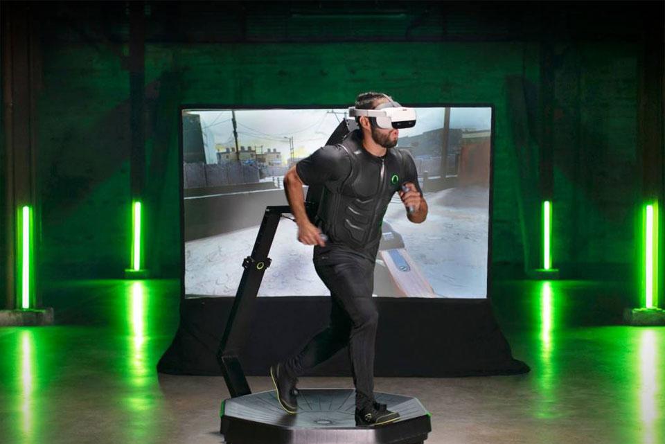 Virtuix Omni One VR