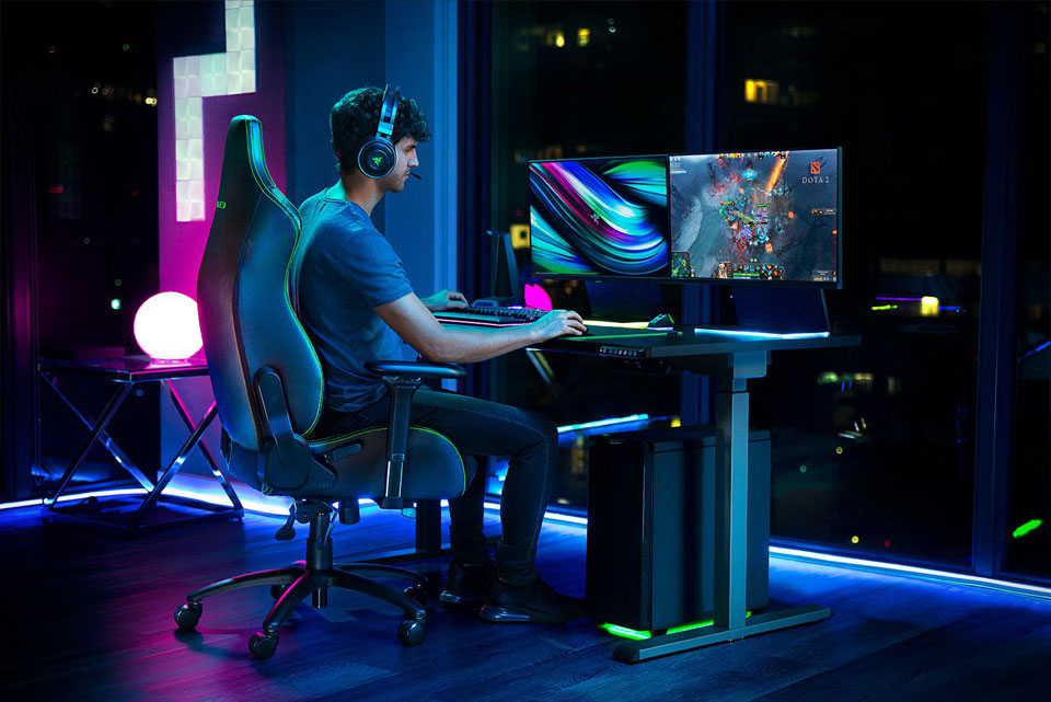 Razer Iskur Gaming Chair Gamer