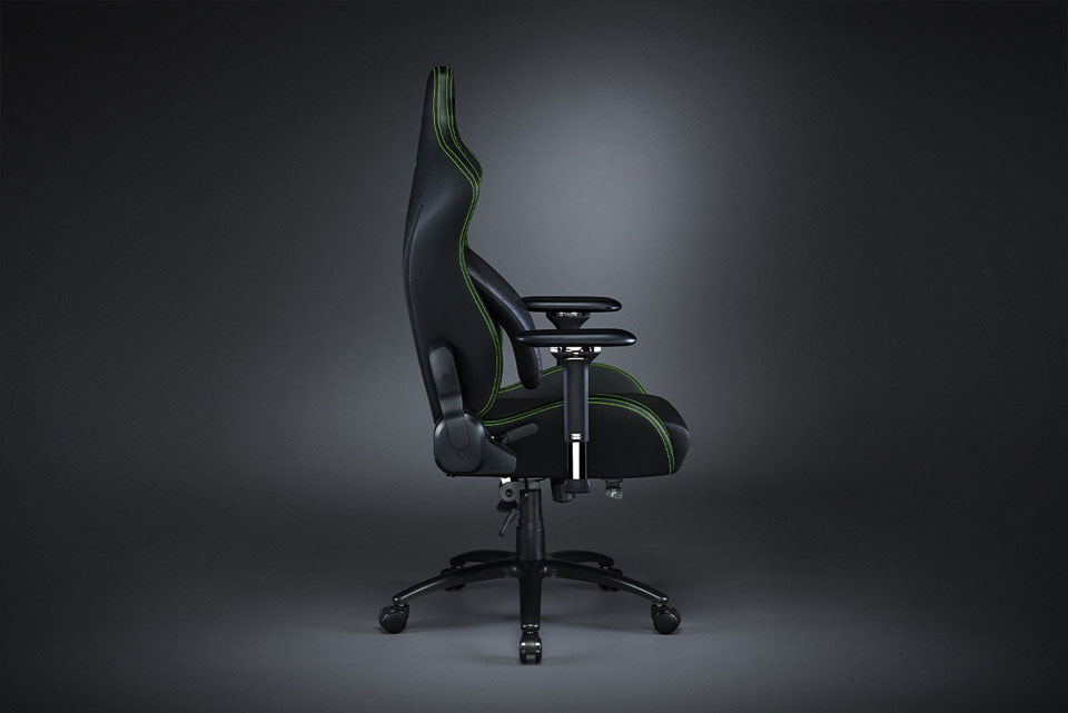 Razer Iskur Gaming Chair Side