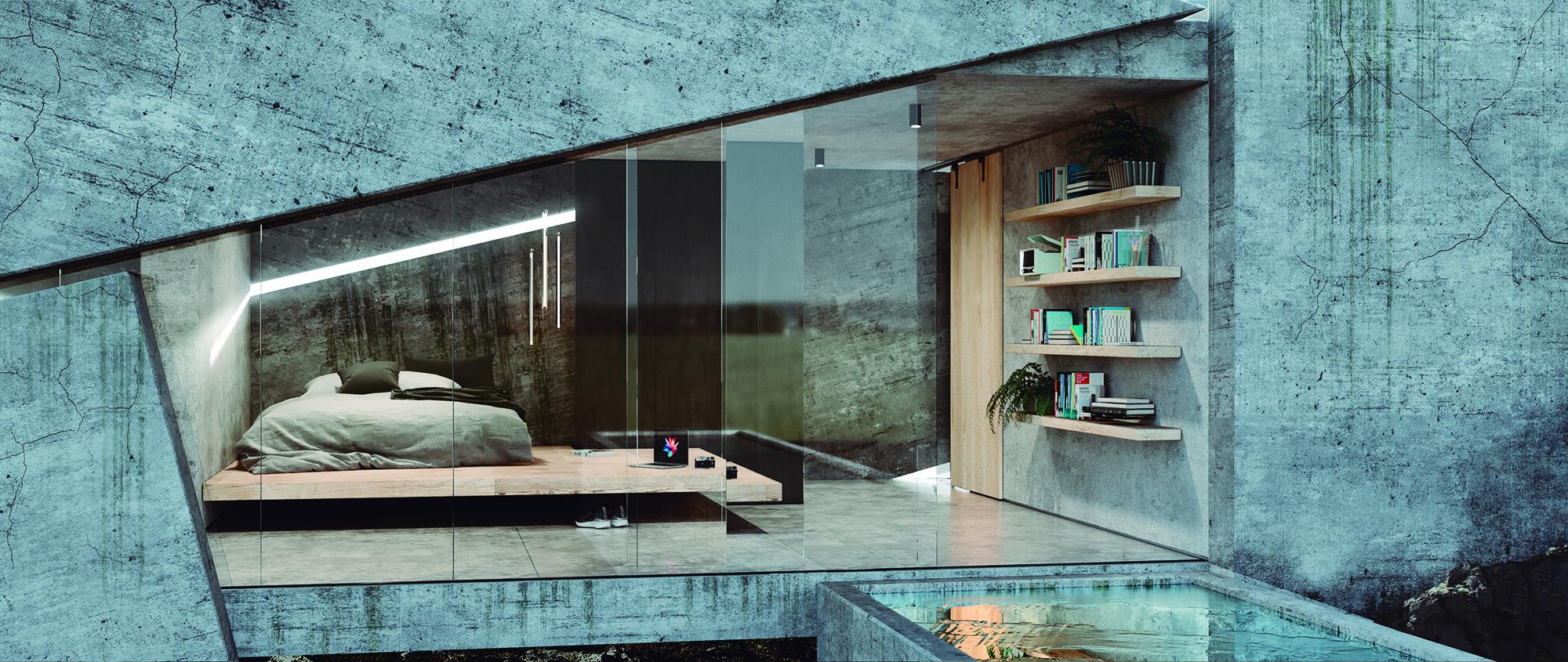 WTBA House bedroom