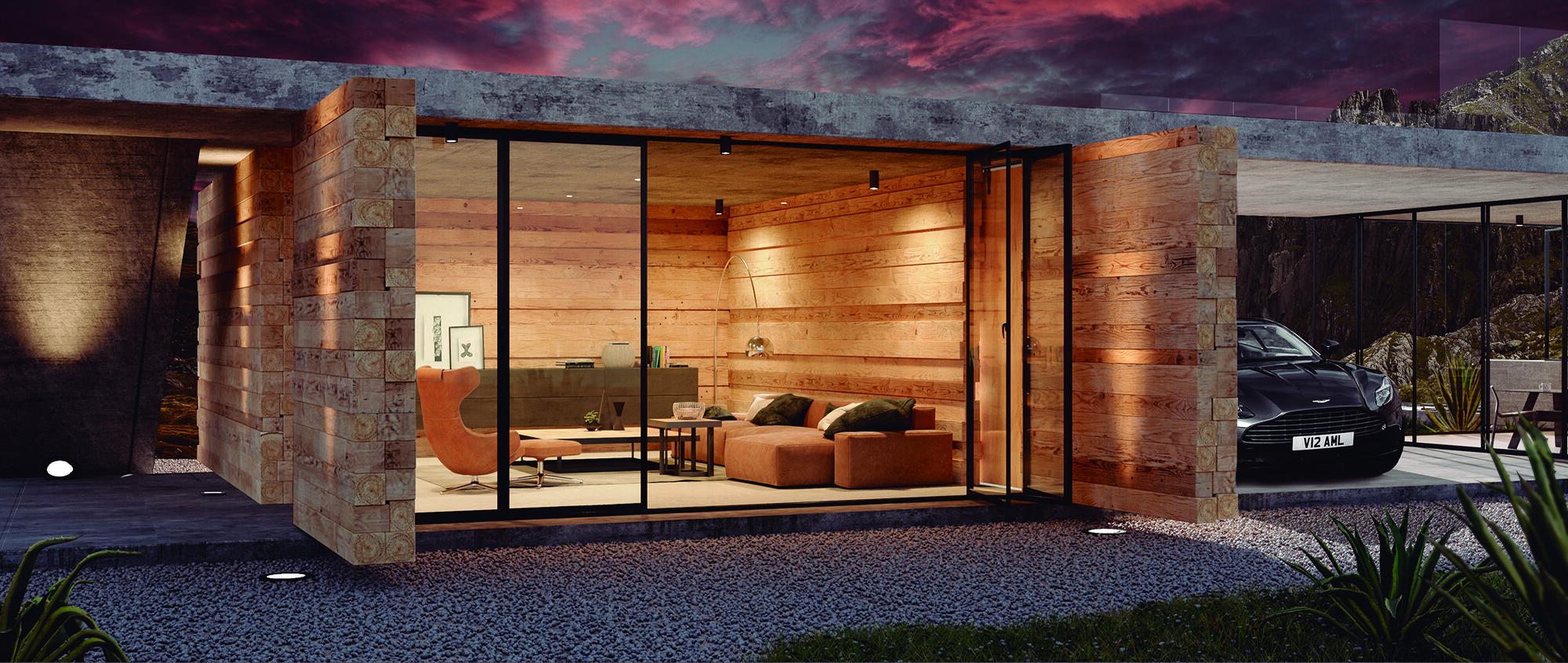 WTBA House living area
