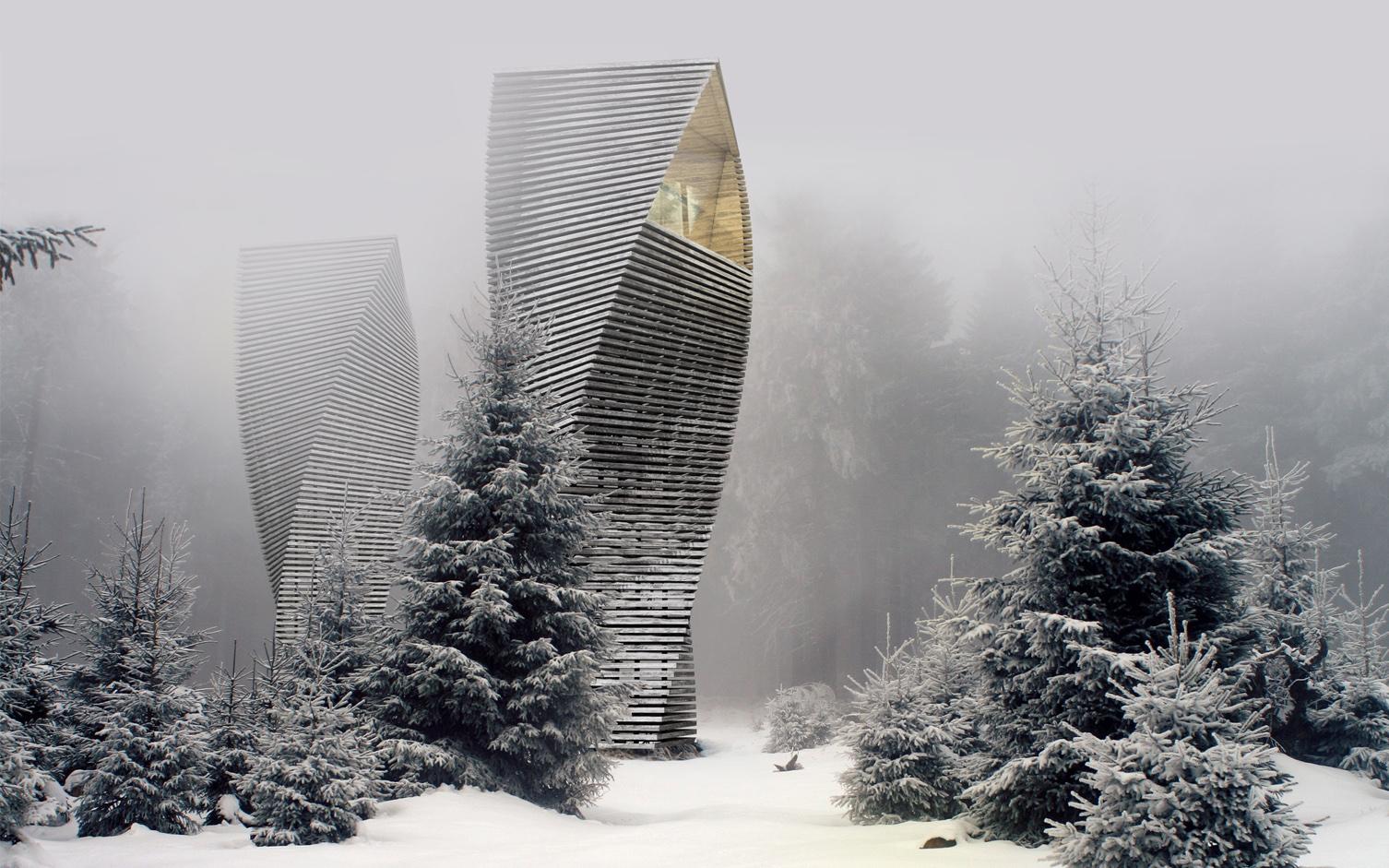 Helix Treehouse