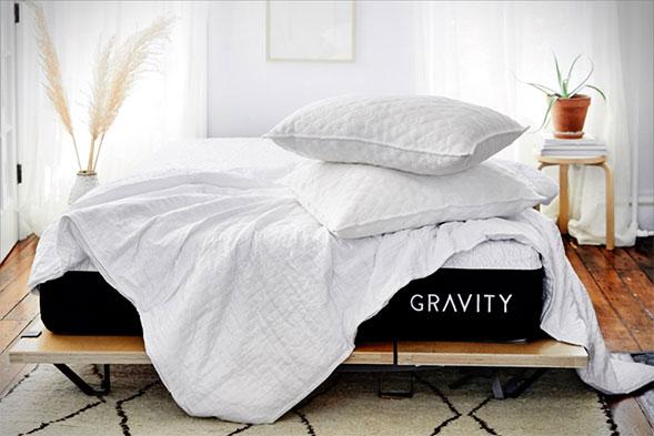 Gravity Ice Hybrid Mattress