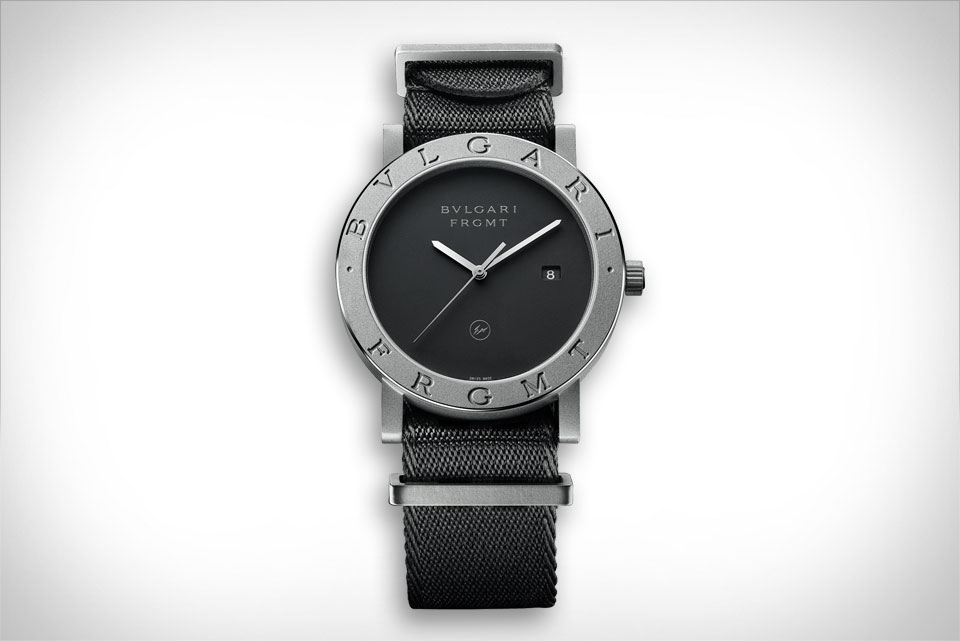 Bulgari x Fragment Man Watch