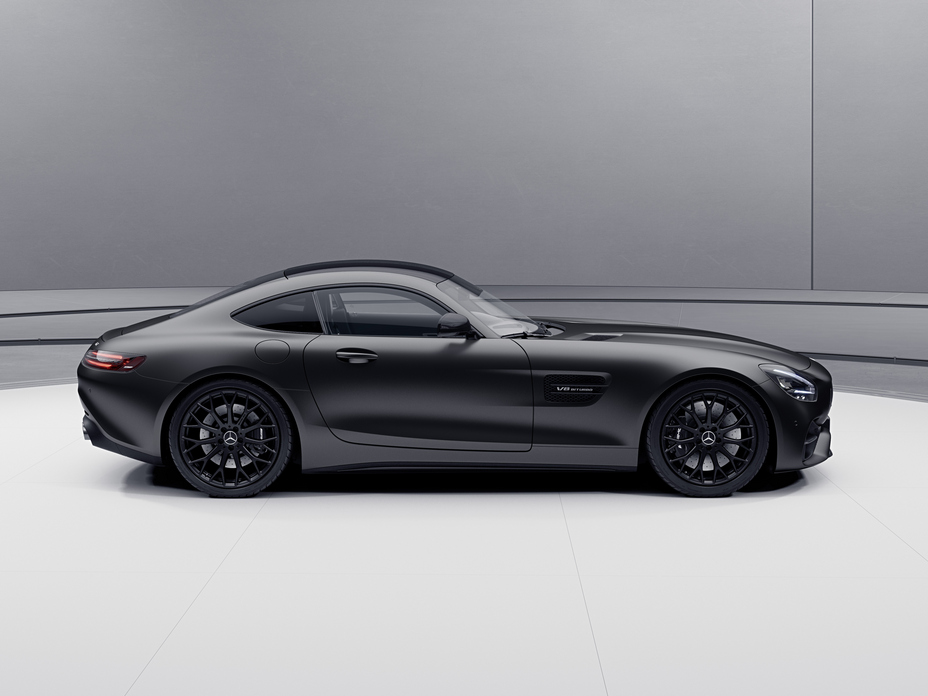 2021 Mercedes-AMG GT Coupe & Roadster