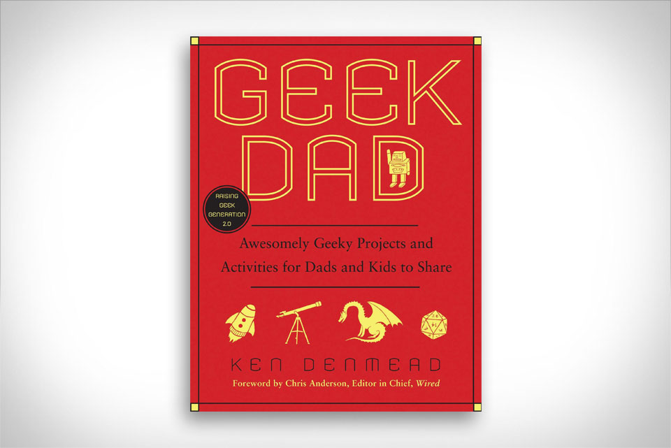 Geek Dad Book