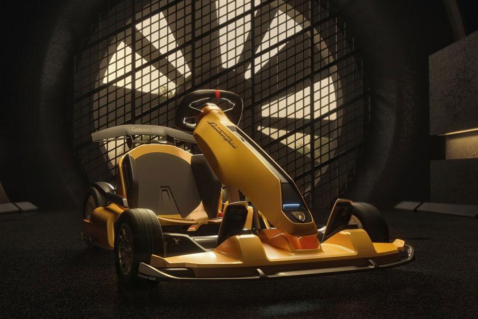 Ninebot x Lamborghini GoKart Pro