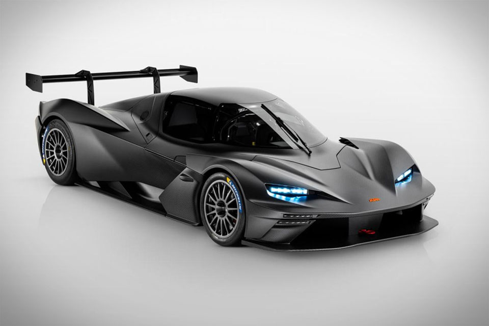 KTM X-Bow GTX Race Car