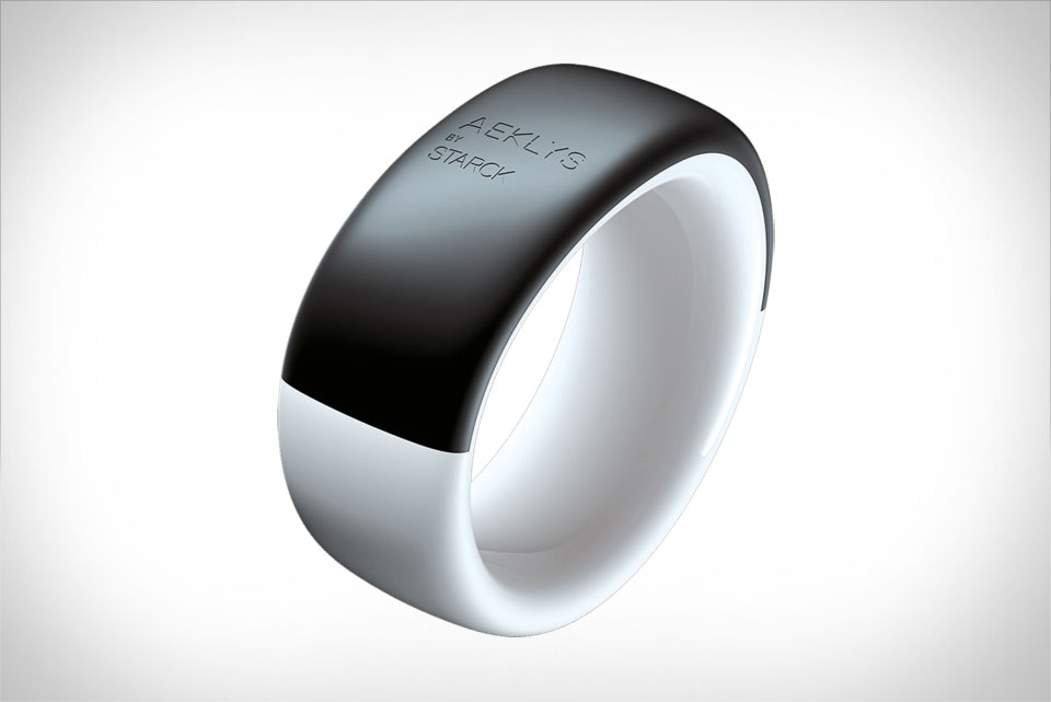 AEKLYS by STARCK Payment Ring