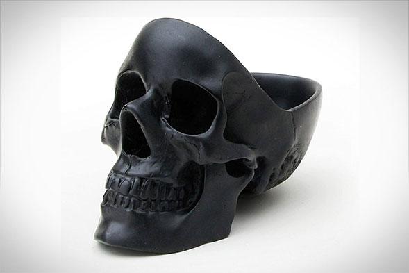 Suck UK Skull Tidy