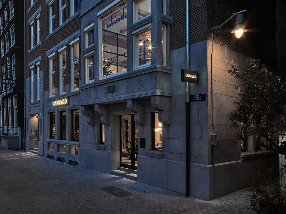 Lynk & Co Club in Amsterdam