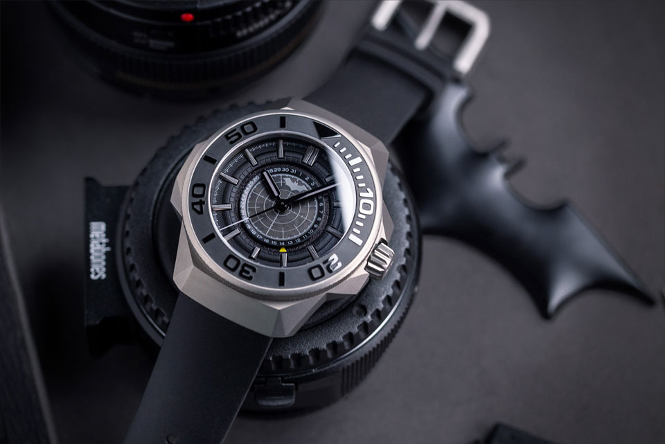 Batman Quantum Watch