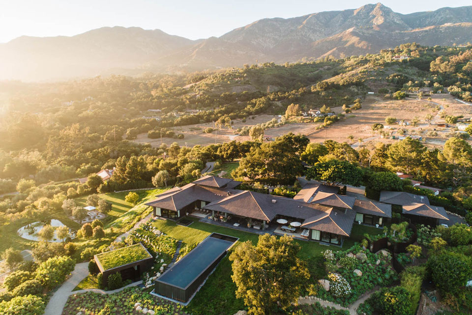 Ellen DeGeneres' Salt Hill House