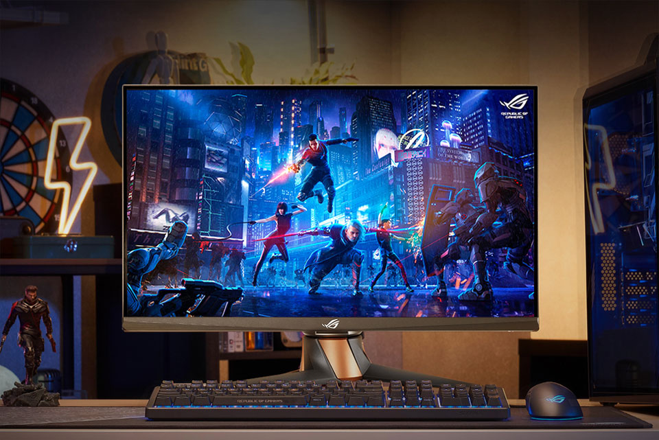 ROG Swift 360Hz Monitorv
