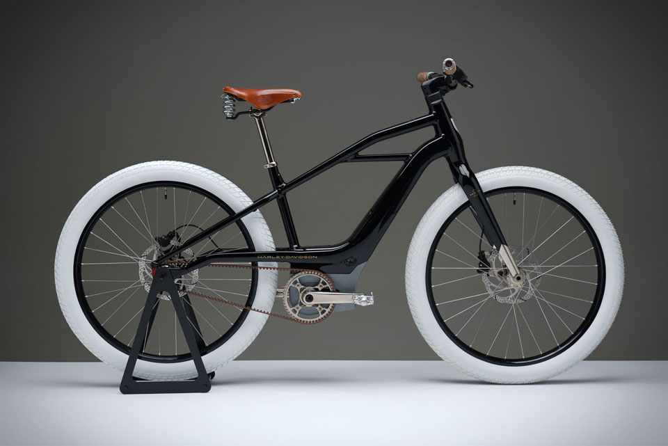 Harley-Davidson Serial 1 Electric Bike