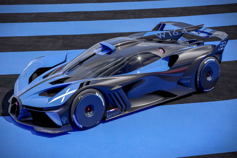 Bugatti Bolide Car