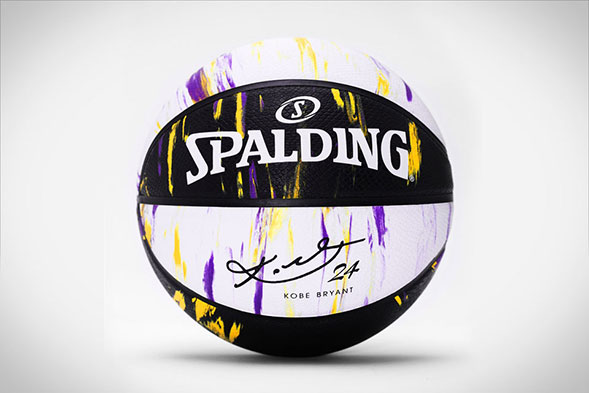 Kobe Bryant Limited-Edition Spalding Basketball