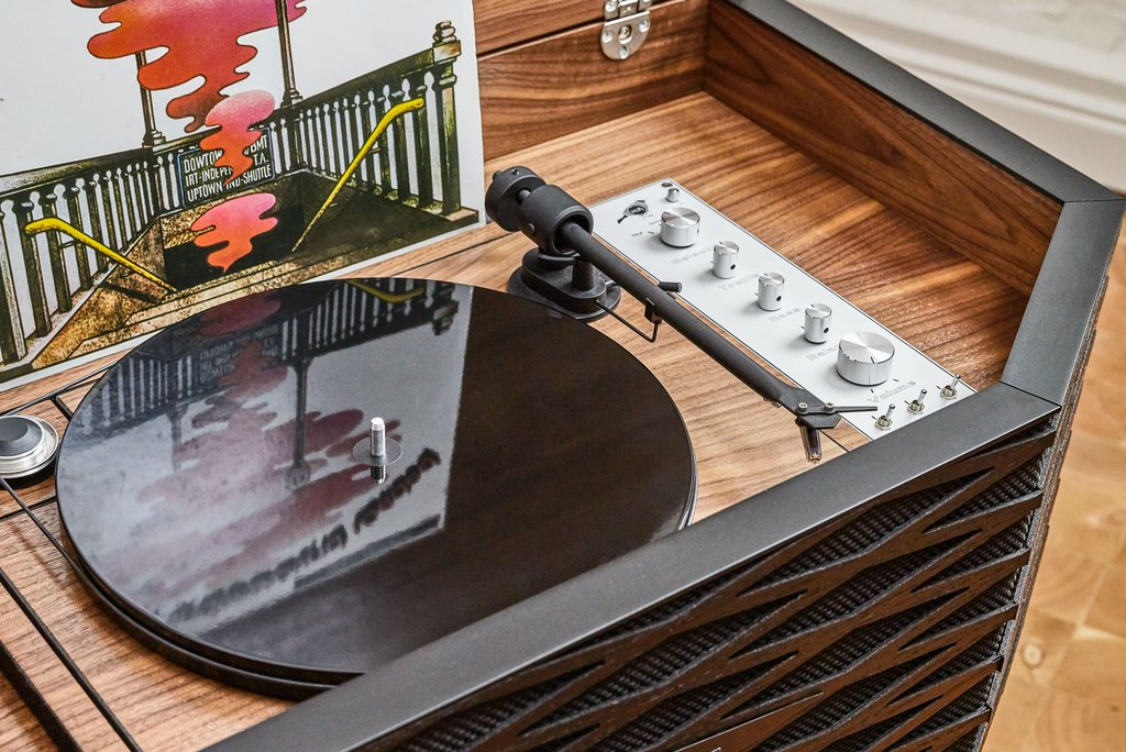 Wrensilva Loft Audio System