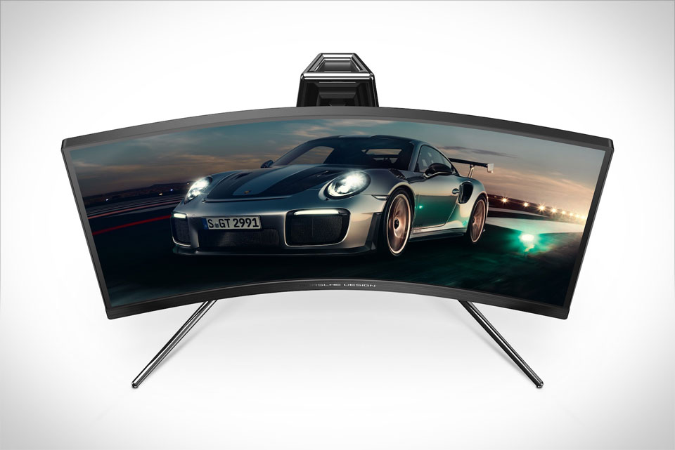 Porsche Design AOC AGON 27 Gaming Monitor
