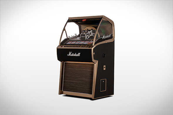 Marshall Vinyl Jukebox
