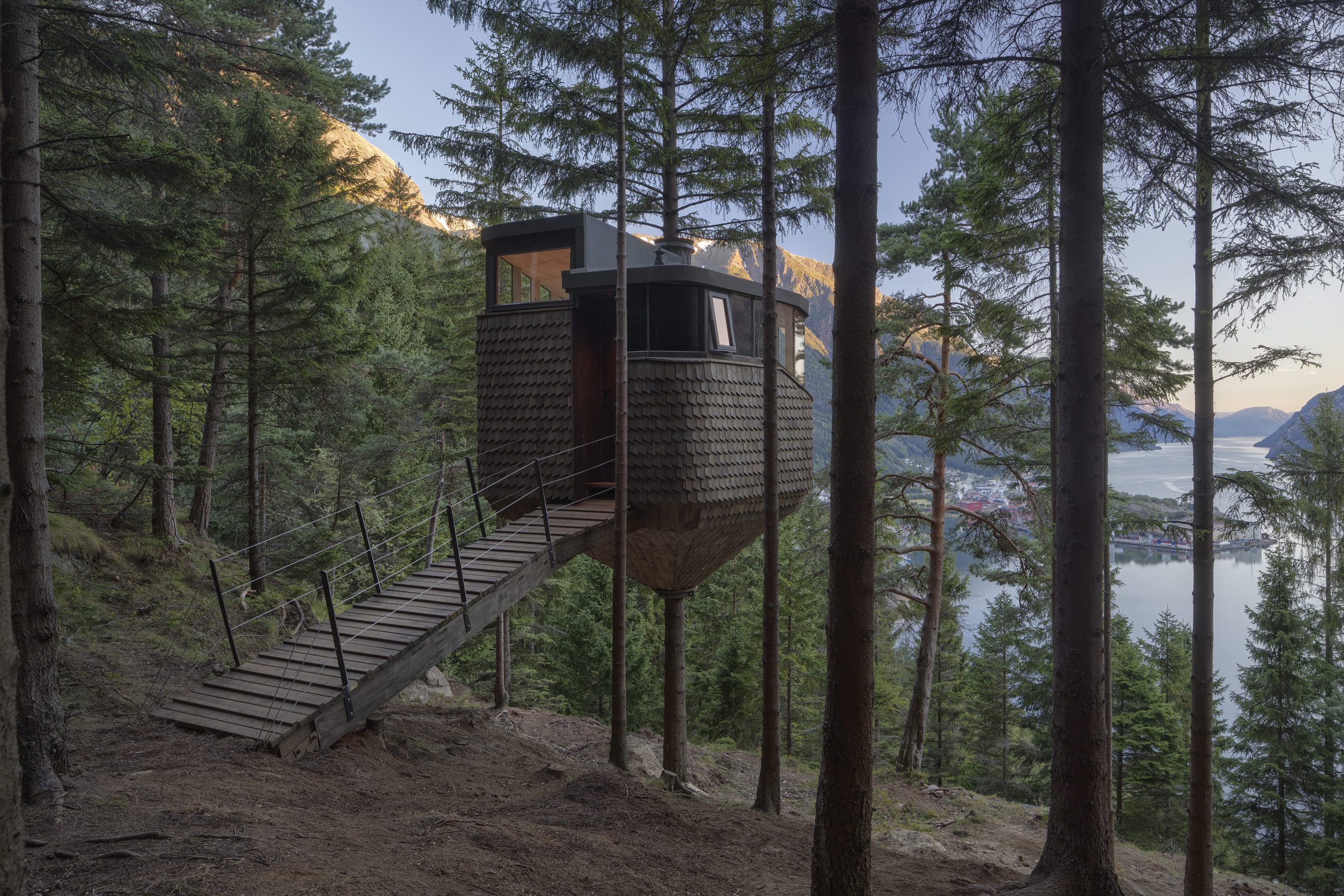Woodnest Forest Cabin