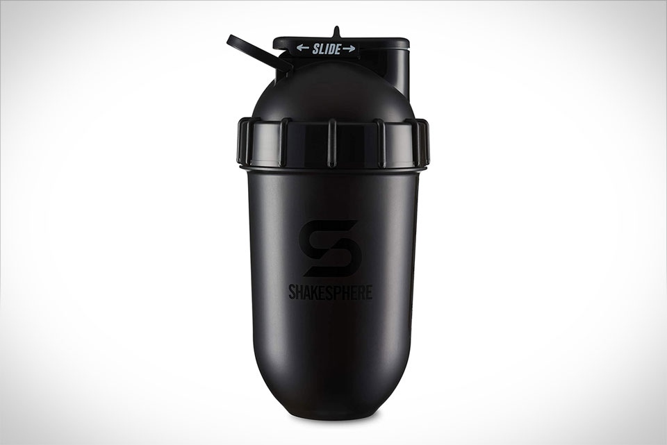 ShakeSphere Protein Shaker Bottle