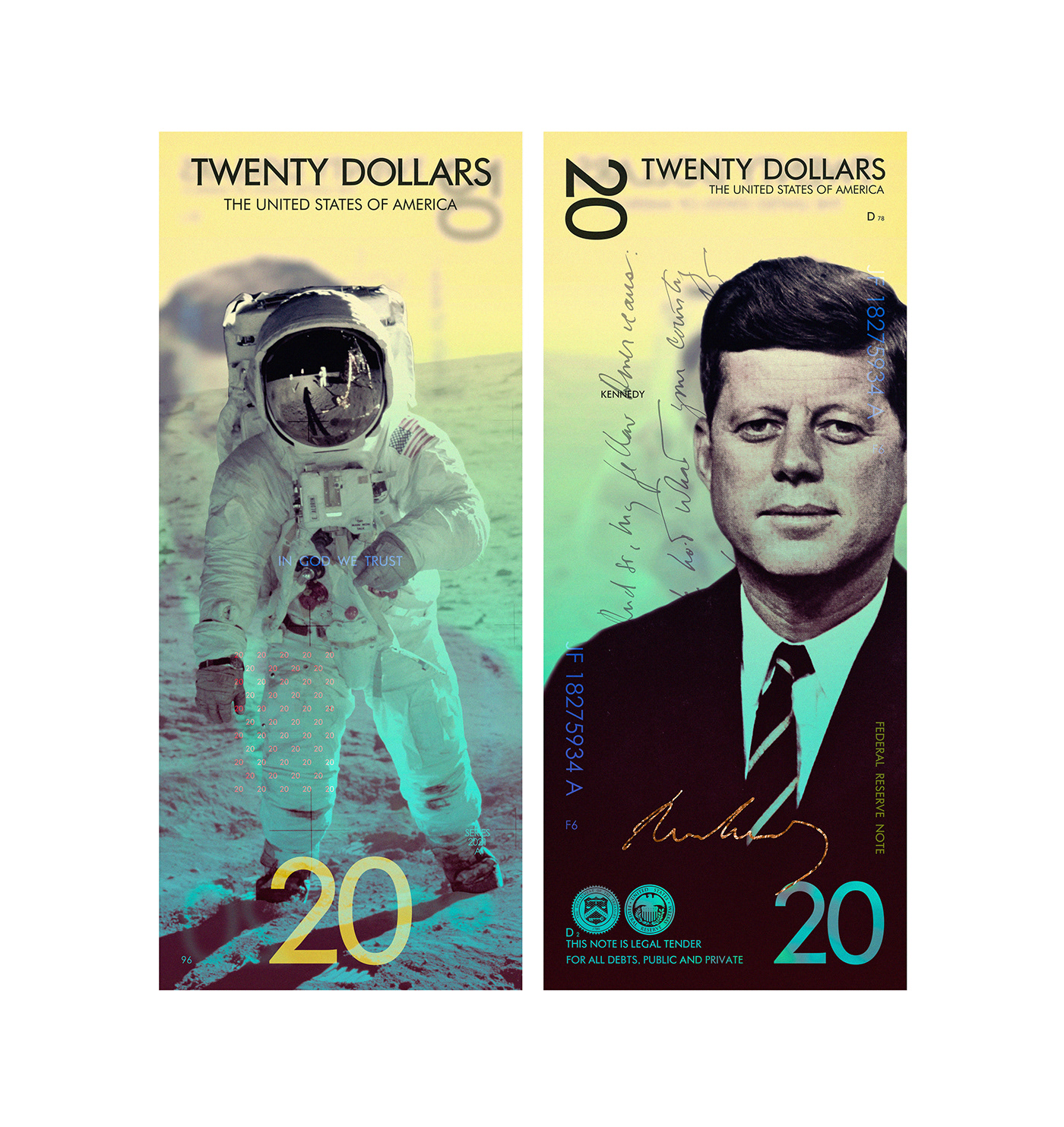 U.S. Currency Redesign Concept