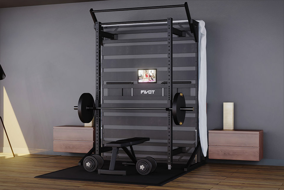Pivot Bed & Home Gym