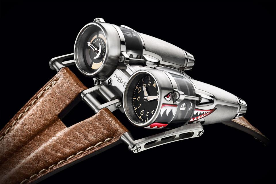 MB&F HM4 Kittyhawk Timepiece