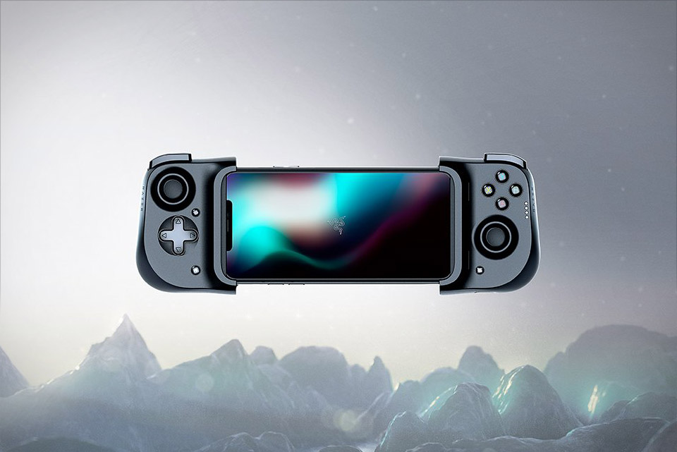 Razer Kishi iPhone Gaming Controller