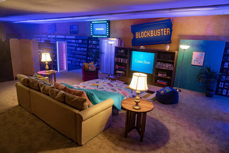 The Last Blockbuster Sleepover