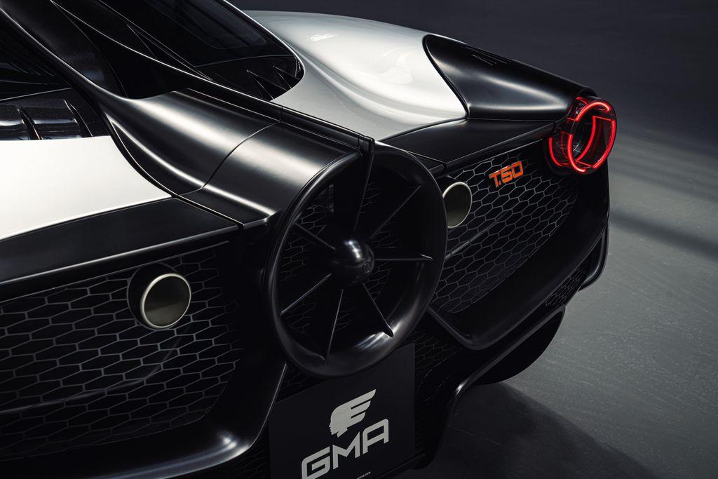 Gordon Murray Automotive T.50 Coupe