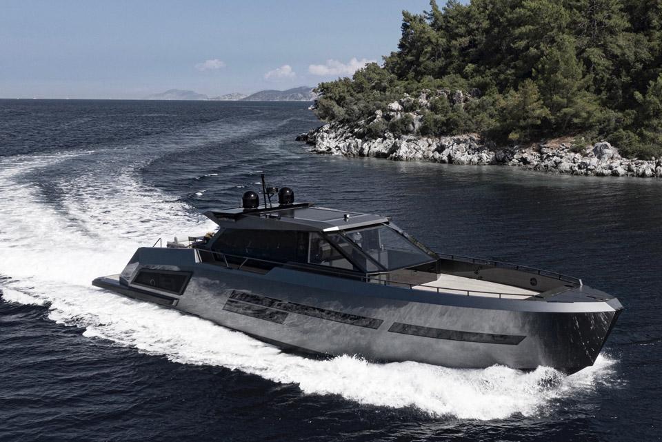 Mazu 82 Yacht