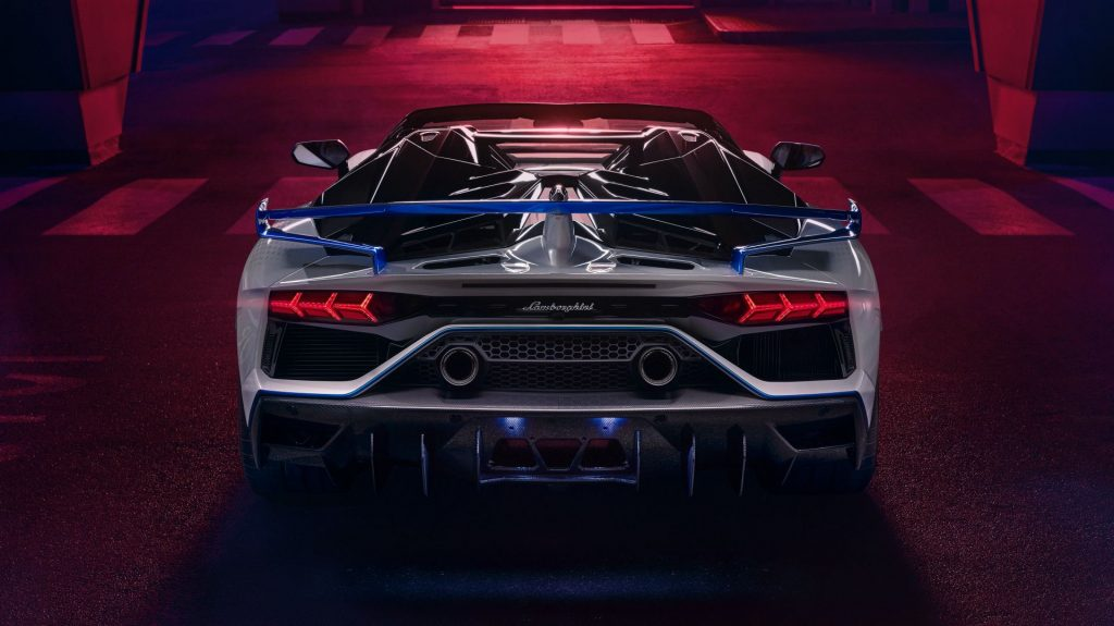 Lamborghini Aventador SVJ Xago roadster