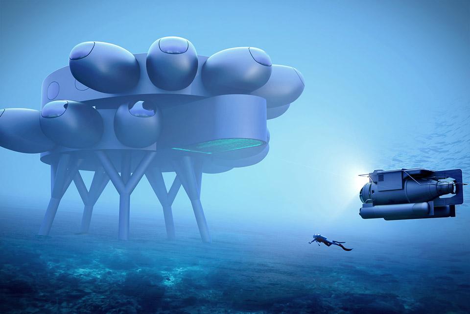 Proteus Underwater Habitat