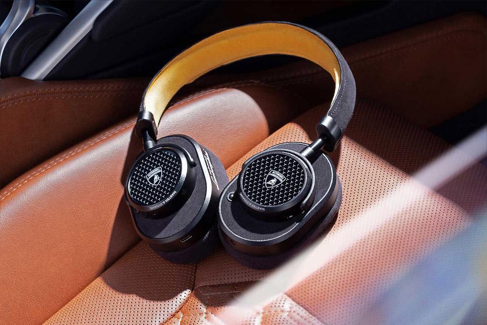 Lamborghini x Master & Dynamic Headphones
