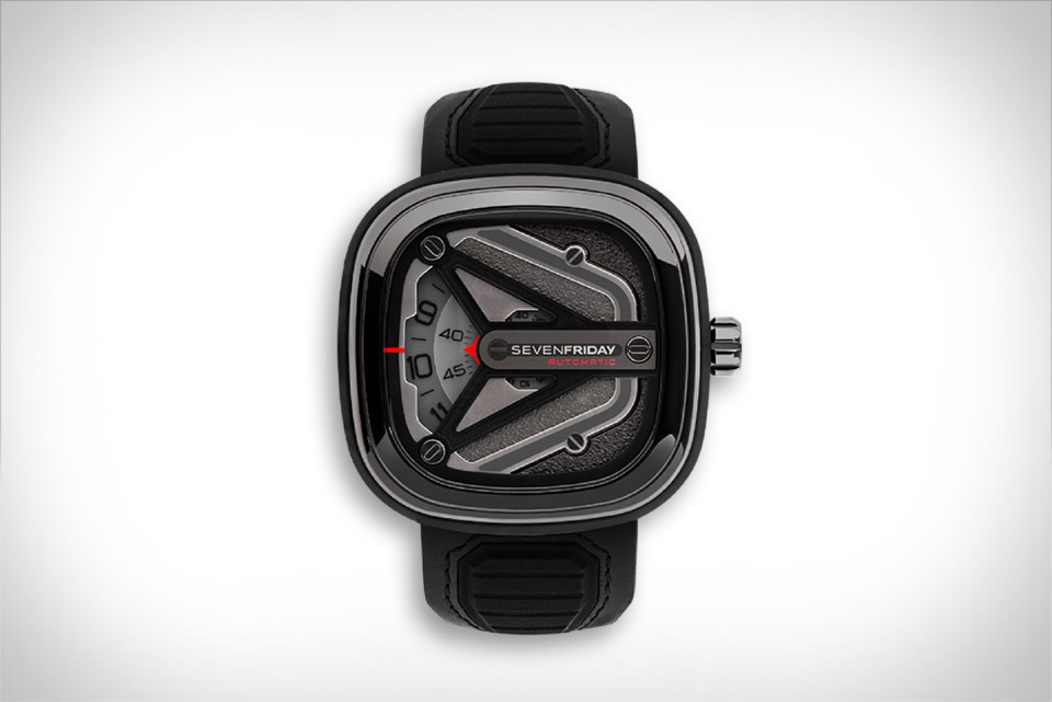 SevenFriday M3/01 Spaceship Watch