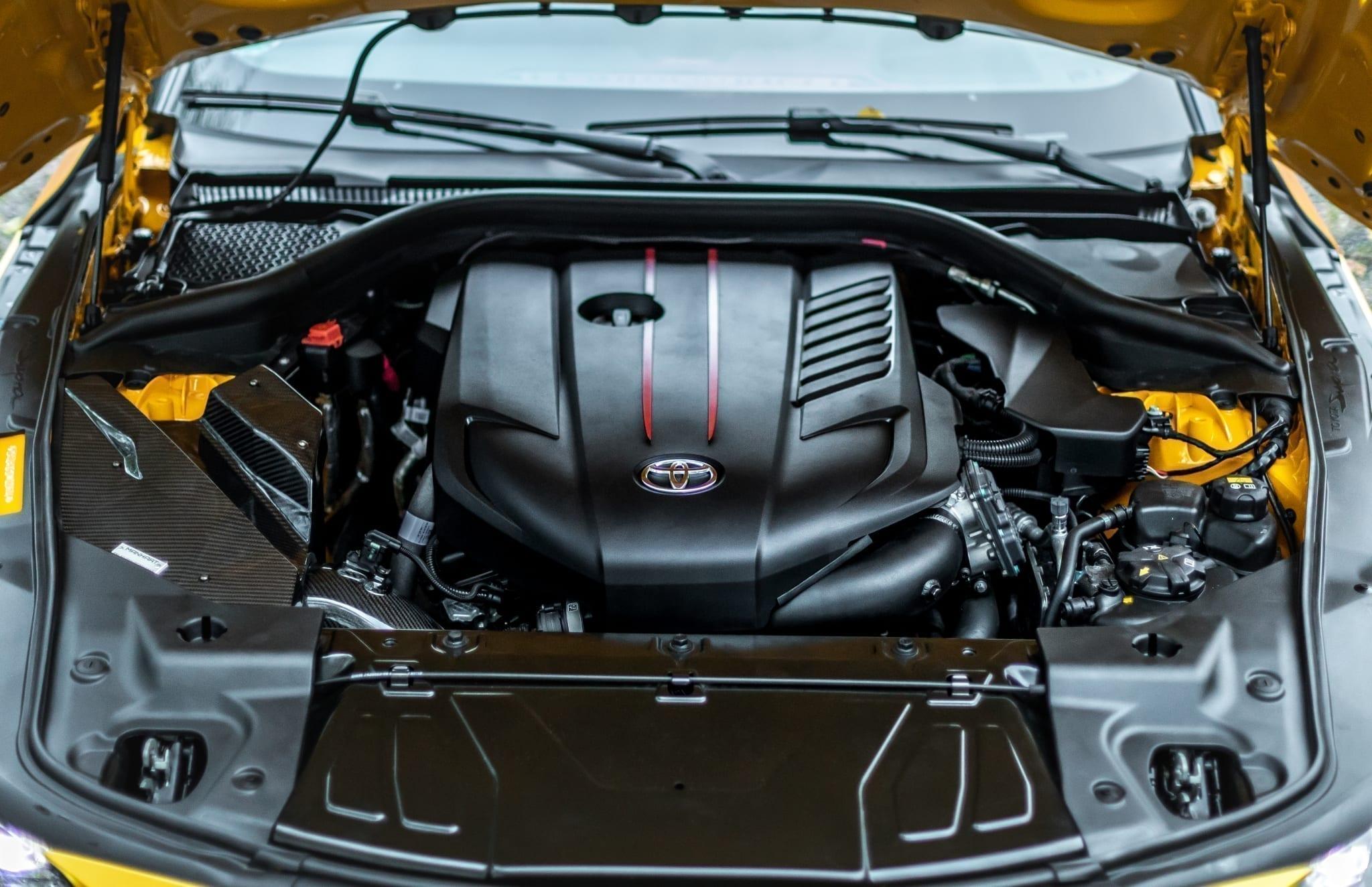 2020 MANHART Toyota-Supra GR 550