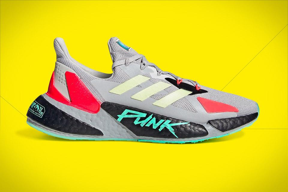 Cyberpunk 2077 x Adidas Limited Edition Shoes