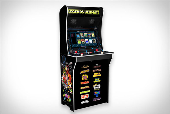 Legends Ultimate Home Arcade