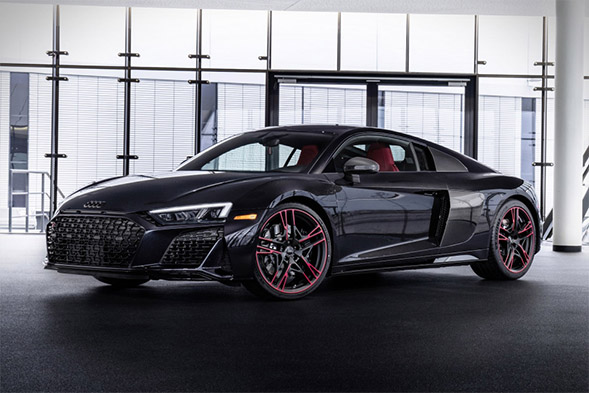 2021 Audi R8 Panther Edition Coupe