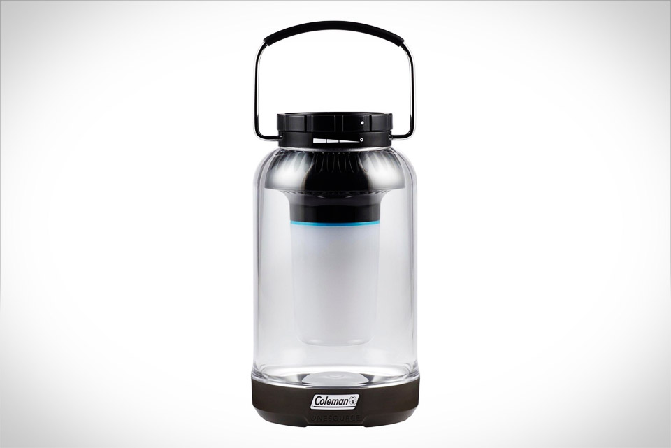 Coleman OneSource LED Lantern & Battery