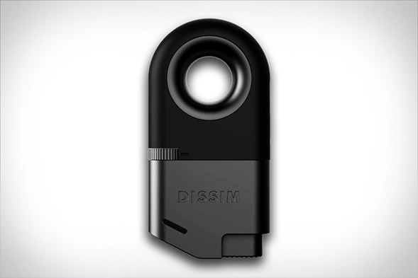 DISSIM Inverted Lighter