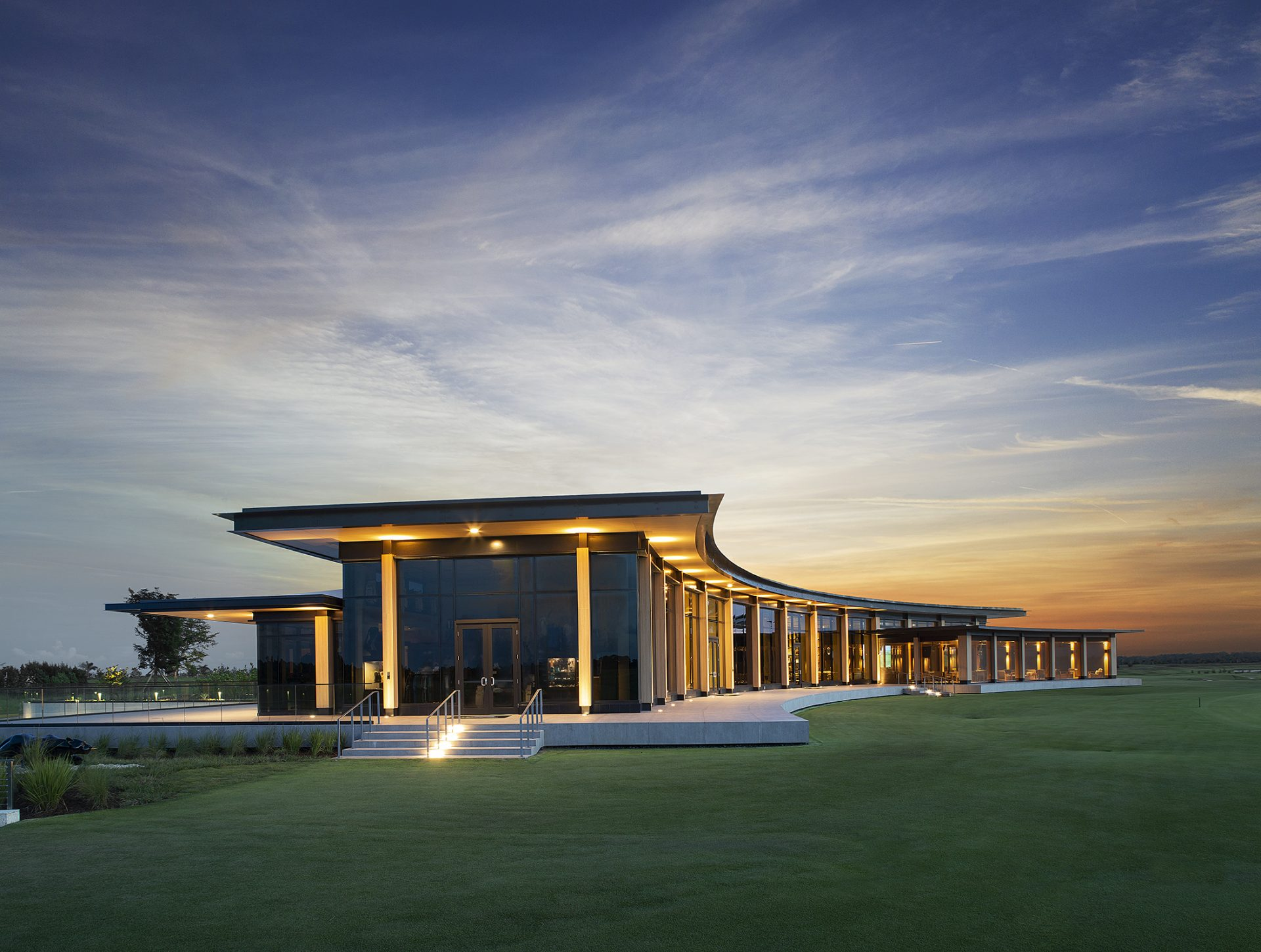 Michael Jordan's Grove XXIII Golf Club Course