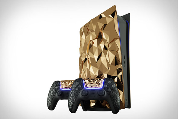 Caviar Golden Rock Sony PlayStation 5
