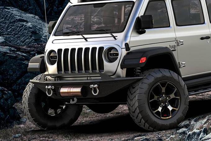 Jeep Vangler Concept