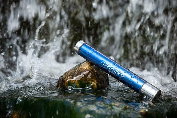 LifeStraw Steel Water Filter